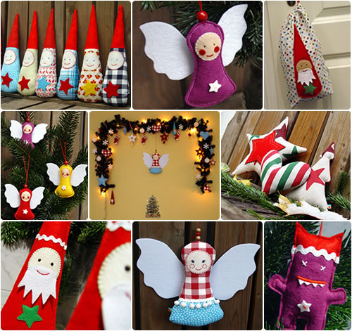 RevoluzZza Christmas creatures
