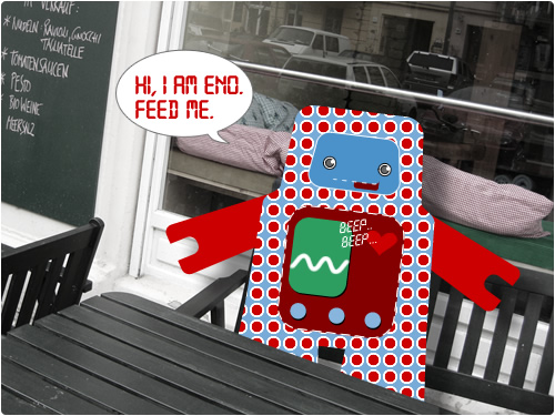 Robot Eno