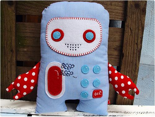 Robot Beep